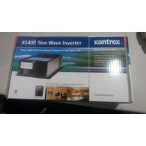 Inversor Solar Xantrex Xs 400 Fotovoltaico Novo Na Caixa