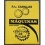 Máquinas, Cálculos De Taller. A.l. Casillas