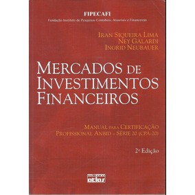 B318 - Mercados De Investimentos Financeiros - Iran Siqueira