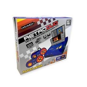 Video Game Retro Duo 2 Em 1 Super Nintendo + Nintendinho