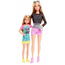 Barbie Família Dupla De Irmãs - Barbie & Stacie Mattel