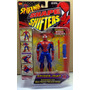 Action Figure Spider-man Shape Shifters - 1998 Raro, Toybiz