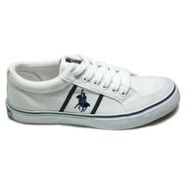 Tenis Zapato Dama Sneaker Modelo Cw-201-01 Polo Club Rcb
