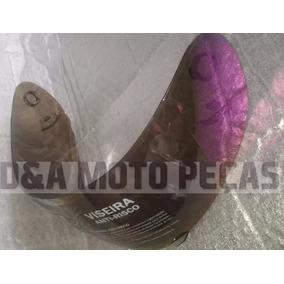 Viseira Colorida Capacete Mrc 2mm Antirisco