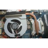 Cooler Y Dicipador De Calor Samsung Np 300 E4c