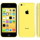 Apple Iphone 5c 32 Gb Desbloqueado, Amarillo (certificado Re