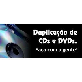 Impressão De Cds E Dvds