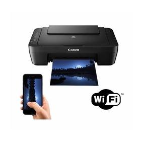 Multifuncional Canon Mg3010 Wifi Copiadora E Scanner C/ Cat
