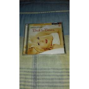 Cd Christina Aguilera- Back To Basic Duplo Lacrado