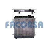 Radiador Fiat 128 Aluminio
