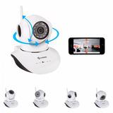 Cámara Wi-fi Gira 360 Para Vigilancia Steren Cctv-212
