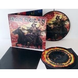 Iron Maiden Death On The Road Vinilo Doble Picture 2005