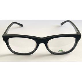 Armação De Óculos Lacoste Original Preto - Nunca Foi Usado! 4ac70d881c