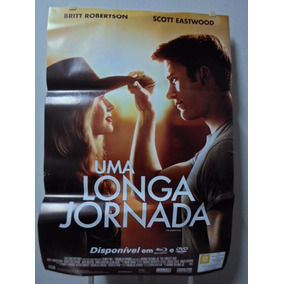 Poster Uma Longa Jornada - Frete: 8,00