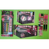 Material Escolar Da Monster High