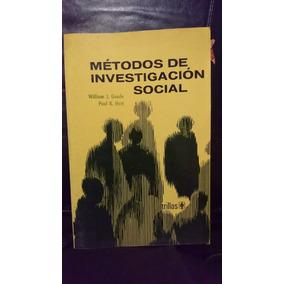Métodos De Investigación Social- William Goode