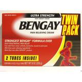 Pomada Bengay Pack 2 Unidades De 113g Cada [importado Usa]