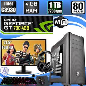 Pc Gamer G3930 Geforce Gt 730 4gb 1tb Hd 4gb Acer 22 C21