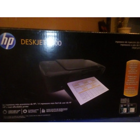 Impresora Hp 1000 Deskjet Nueva