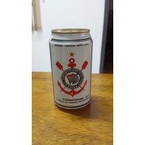 Coleção Lata De Cerveja Do Corinthians Timão Vazia 1996
