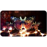 Almohadon Con Forma Mariposa Kinipela