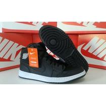 Tênis Nike Basquete Jordan 10 Cano Alto Basqueteira