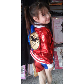Disfraz Infantil Tipo Harley Quinn, Envío Gratis