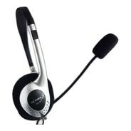 Auricular Headset Pc Netmak Nm 001 Con Microfono Castelar