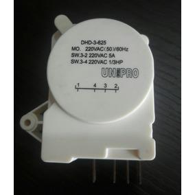 Timer Deshielo Para Refrigeradora 220v