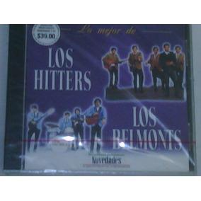 Rock Mexicano - Cd De Los Hitters Y Los Belmonts: Lo Mejor