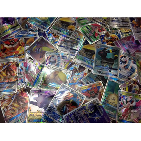 Lote 15 Cartas Pokemon Gx ( Sem Repetição )