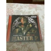 Cd Duplo Master P. -good Side Bad Side (rap) Lacrado