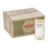 Açúcar Em Sachê União Caixa 400 Envelopes Saquinhos + Brinde