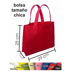 Bolsa Chica Ecologica 25*29*9 Publicidad Mandado Non Woven