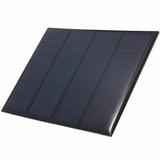 Painel Placa Solar 12voltes Carrega Bateria 2 Unidades