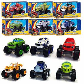 Carros Blaze Monster Machines