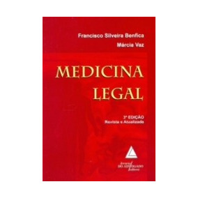 Medicina Legal - Livraria Do Advogado