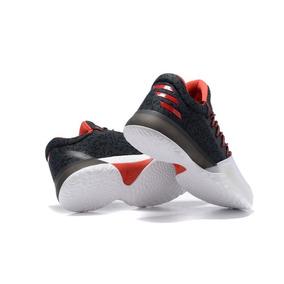 Harden Vol. 1 Shoes White Black Red Zapatillas Basketball