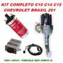 Kit Ignição Eletrônica C10 C14 C15 Chevrolet Brasil 261 Novo