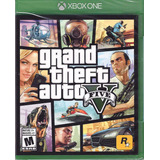 Grand Theft Auto V Gta 5 Xbox One, Sellado, ¡envio Gratis!