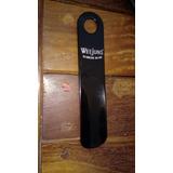 Calzadores De Platico De 5 Pulgadas Y Media (color Negro)