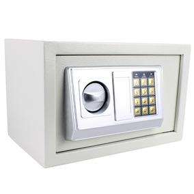 Cofre Eletrônico Digital Com 2 Chaves - 31x20x20cm