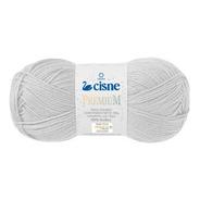 Lã Fio Cisne Premium 100g - Tricô Crochê Escolha A Cor