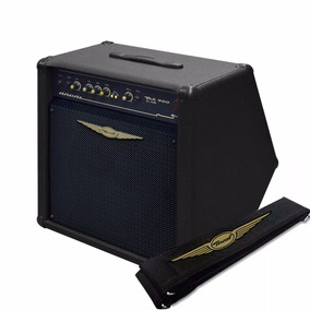 Amplificador Para Baixo Oneal Ocb-400 120w + Correia Brinde
