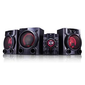 Lg Equipo De Sonido Cm5760 1100w