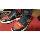 Nike Air Jordan Original Estado 9/10 Poco Uso 8us/41.5 Remat
