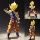 Sh Figuarts Goku Awakening Tamashii Copia + Base Obsequio