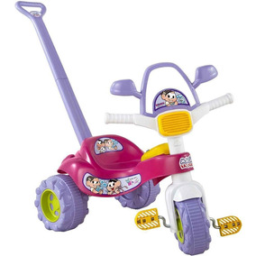 Triciclo Musical Mônica 2209 - Magic Toys Frete Grátis!