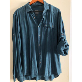 Para O Verão  Camisa Armany Exchange Original 3a281ecf24d34
