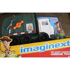 Juguete Disney-pixar Toy Story Tri-county Camión Sanitario